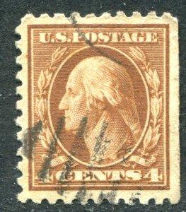 465 4c  Washington Used VF
