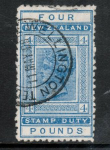 New Zealand #AR23 Very Fine Used