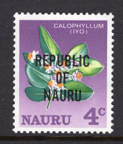 Nauru 75 MNH VF