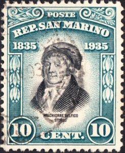San Marino  #171 Used