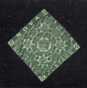 Nova Scotia #5 Dark Green - Used - Certified - Cat:$1,750.00