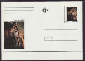 Belgium MI P494 Postal Card Unused VF