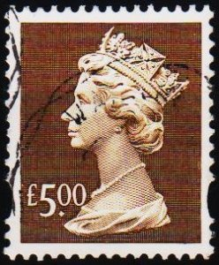 Great Britain. 2006? £5 Fine Used