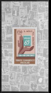 Turkey 1670 mnh 2017 SCV $2.75