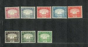 Aden Sc#1-8 M/LH/VF, Cv. $73