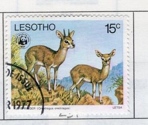 Lesotho USED H Scott Cat. # 231