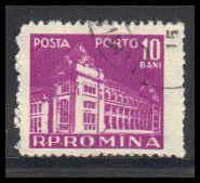 Romania CTO NH Fine ZA6815