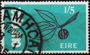 Ireland. 1965 1s5d S.G.212 Fine Used