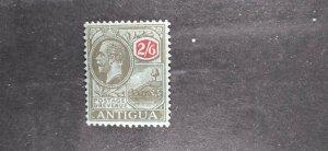 Antigua #55 mint hinged e21.4 13161