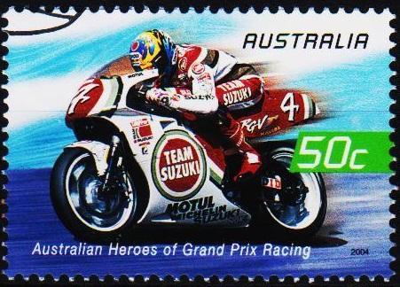 Australia. 2004 50c S.G.2453 Fine Used