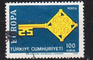 TÜRKEI TURKEY [1968] MiNr 2095 ( O/used ) CEPT
