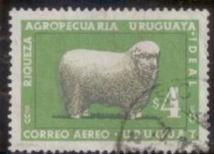 Uruguay 1967 SC#C305 Used L394