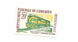 Cameroun 1965 - Scott #412