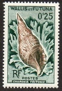 Wallis & Futuna Islands  Scott  159  Mint