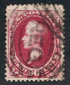 UNITED STATES (US) 191 USED F-VF