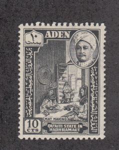 Aden State of Hadhramaut Scott #30 MH
