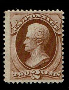 Scott #146 Fine-OG-LH. SCV - $325.00