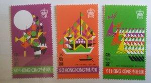 Hong Kong  1975 Festivals of Hong Kong
