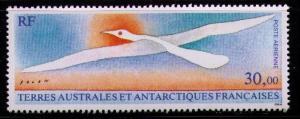 FRENCH SOUTHERN ANTARCTIC TERR SC#C113 MNH FVF Bird by Folon