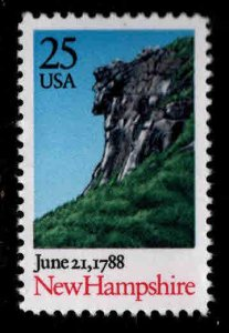 USA Scott 2344 New Hampshire stamp MNH**