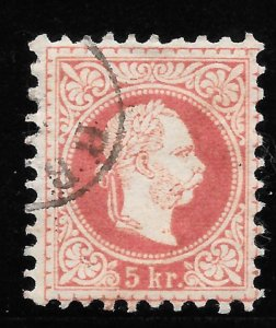 Austria Used [3712]