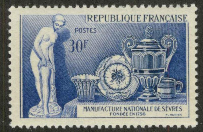 France 820 Mint VF NH