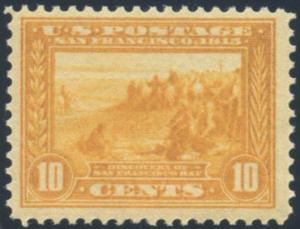 US Scott #400 Mint, FVF, NH, PSE
