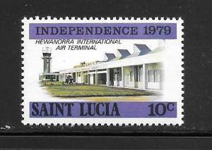 St. Lucia #456 MNH Single.