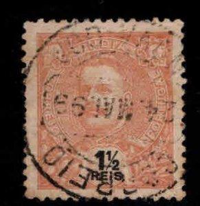 Portuguese India Scott 198 Used stamp