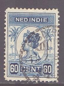 Netherlands Indies 1913   used  132   Wilhelmina 60 ct   #