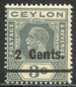 Ceylon Scott 248 MVFNHOG - SCV $2.40