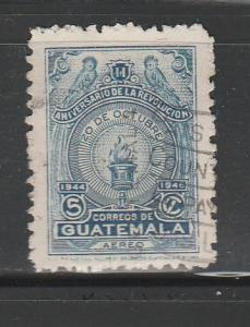 Guatemala, #313 Used From 1945