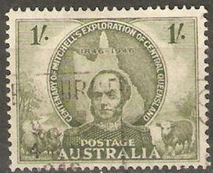 Australia Used Sc 205 - Sir Thomas Mitchel