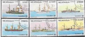 Nicaragua Used Ships 1990