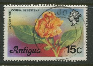 STAMP STATION PERTH Antigua #413 Definitive Used 1976 CV$0.25