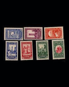 VINTAGE: ALGERIA 1930 ALL OG LH LHR SCOTt # B14-B26 $ 135.75 # VSAALG1930V-B90