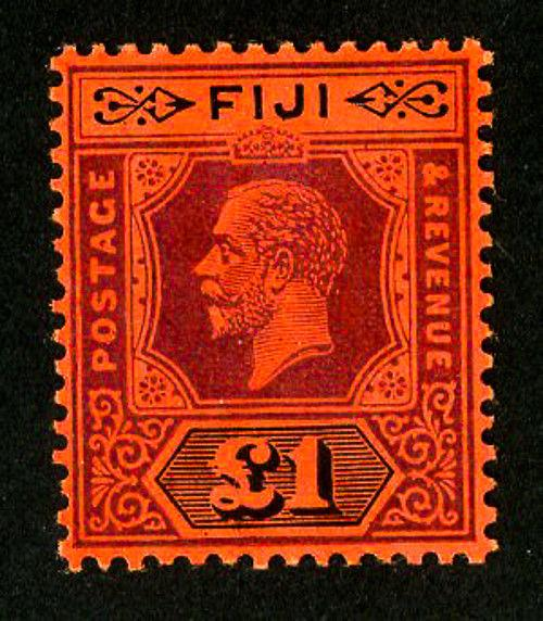 Fiji Stamps # 91 VF OG NH Choice Fresh Scott Value $600.00