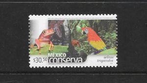 BIRDS - MEXICO #2472 MNH