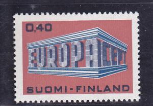 Finland  Scott#  483  MNH