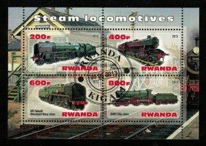 Block Steam Locomotives (Т-5562)