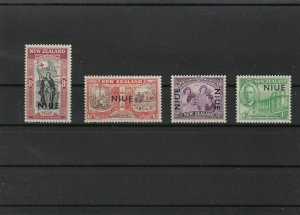 niue mint never hinged stamps ref r11138