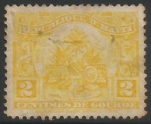 HAITI 147 VFU L734-4