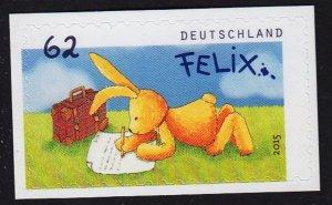 2015 Germany 3142 Felix - Children's book illustrations.