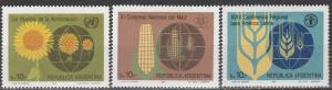 Argentina #1472-4  MNH (S1630)