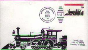 United States, Event, Trains, Stamp Collecting, New Jersey