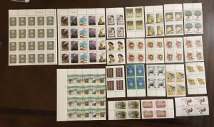 middle east,world wide,rare, old stamps, pars, Year Set 1996(1375)
