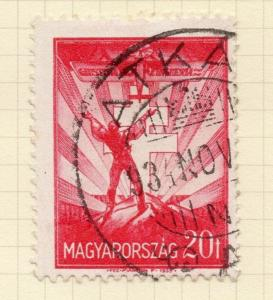 Hungary 1933 Early Issue Fine Used 20f. Air Stamps 178867
