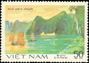 Vietnam #1418-1427, Complete Set(10), 1984, Never Hinged