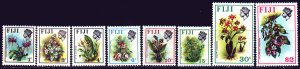 Fiji. 1971. 276x-91x from the series. Flowers, flora. MNH.