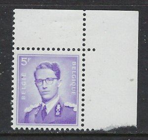 Belgium 459 MNH 1957 issue  hinged in selvedge (ap7094)